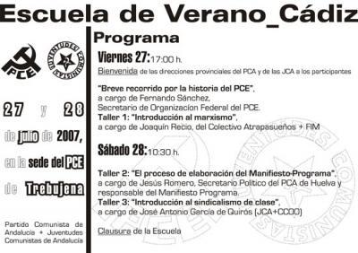 Escuela Provincial de Verano